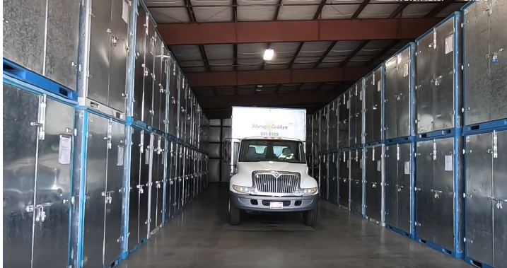 Storage Cubbys indoor climate controlled storage meridian idaho